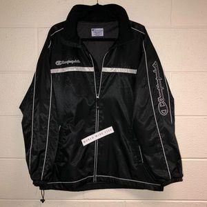 Vintage Champion Products Zip-Up Coat